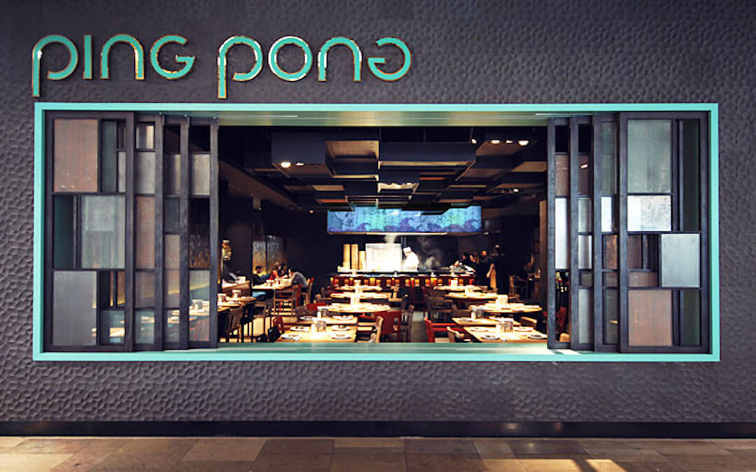 Ping Pong – London, Dubai, Mumbai, Washington DC, Sao Paulo
