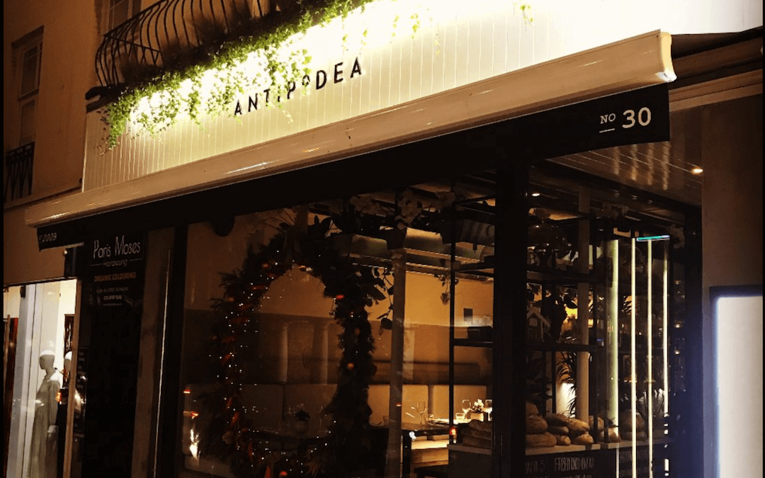Antipodea – London