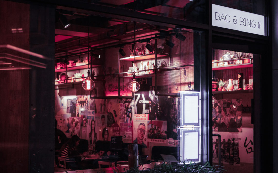Bao & Bing – London